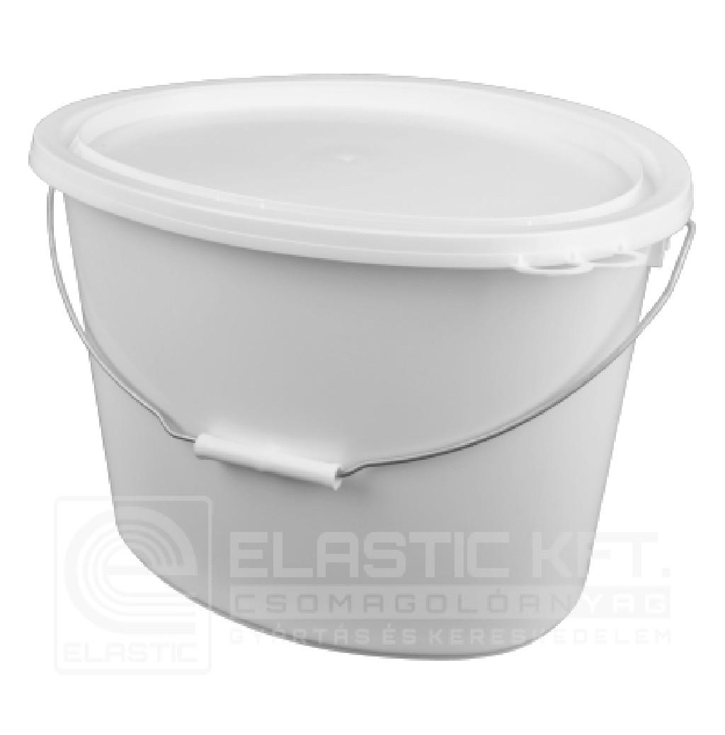 Műanyag vödör 50 literes